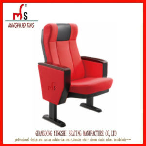 Auditorium Chair with PU Headrest
