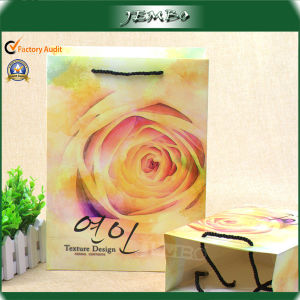 Offset Printing New Design Tote Handle Paper Gift Bag pictures & photos