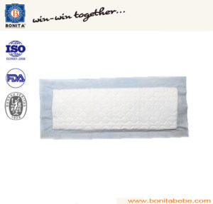 Ultra Thin High Absorbent OEM Sanitary Napkin pictures & photos