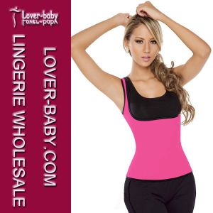 Yoga Sweat Shapewear Bodyshaper Sports Waist Trainer (L42657-2) pictures & photos
