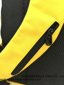 2018 Fashion Sport Laptop Backpack School Bag Travel Hiking Camping Business Promotional Backpack (GB#20001) -Yellow pictures & photos