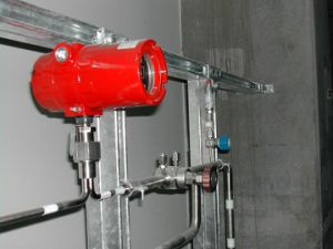 Thermal Gas Mass Flow Meter for Gas Biogas pictures & photos