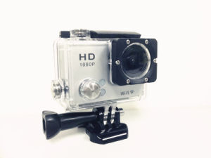 2.0 Inch WiFi 1080P Gopro Sports Action Camera with 30 Meter Waterproof pictures & photos