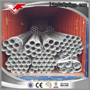 Hot Dipped Galvanized Telescopic Pipe Steel pictures & photos
