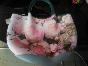 Women Celebrity Neoprene Handbag Tote Bag pictures & photos