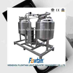 Stainless Steel Liquid Washing Mixing Tank pictures & photos