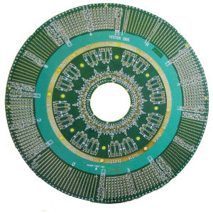 Multi-Layer Fr4 PCB with Hard Gold Plating & Heavy Copper pictures & photos