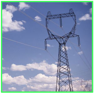 230kv Transmission Angle Steel Tower