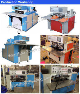 Non Woven Soft Loop Handle Welding Machine pictures & photos