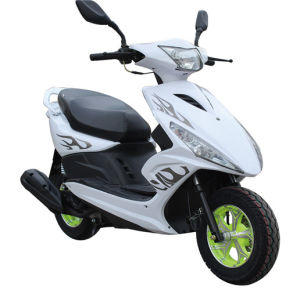 China New Classic Disc Brake Mini EEC Approved Scooter   (SY50T-2) pictures & photos