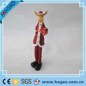 Christmas Resin Figurine Holiday Decoration pictures & photos