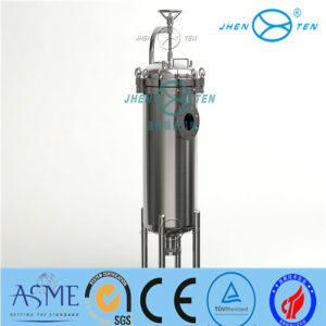Cartridge Filter Vessels with Ss304 Ss316 pictures & photos