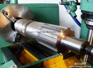 Gear Wheel Die Forging Shaft pictures & photos