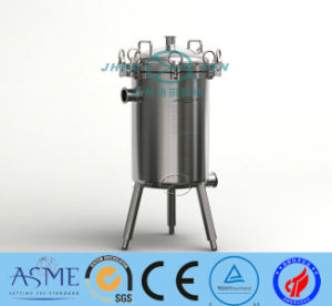 Stainless Steel Basket Type Filter for Beverage pictures & photos