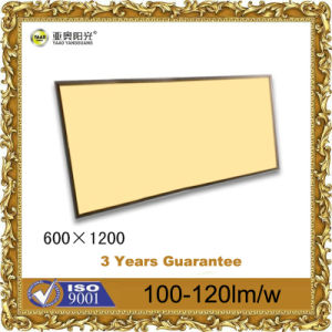 600*1200 80W Saquare LED Panel Light with High Lumen