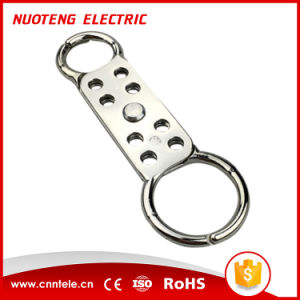 Aluminum Double End Hasp
