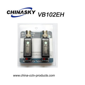 1CH Passive BNC to Cat5 Balun for HD-Cvi/Tvi/Ahd (VB102EH) pictures & photos