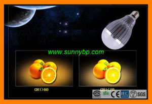 Ultra Brightness 7W E27 Globe LED Bulb Light pictures & photos