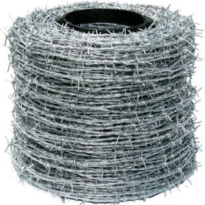 China Leading Factory Supply Galvanized Barbed Wire Mesh pictures & photos