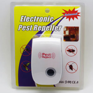 Portable Energy Saving No Noise Ultrasonic Pest Mosquito Repeller pictures & photos