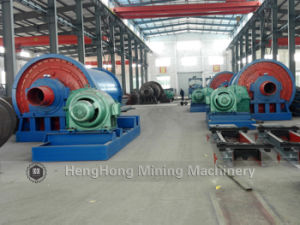 Gold Ore Processing Plant Ball Mill with Good Quality (GM1836) pictures & photos