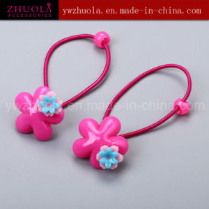 Hair Ornaments with Flower for Kids pictures & photos