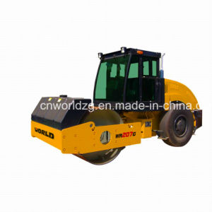 Mechanical Transmission Single Drum 7ton Roller Price pictures & photos