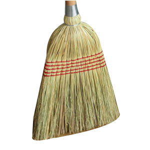 Household Corn Broom with Wood Handle Mth3103 pictures & photos