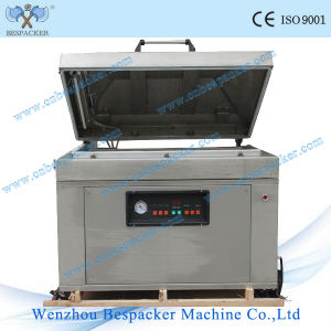 Vertical Type Big Chamber Vacuum Sealer for Packing pictures & photos