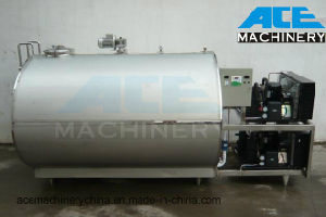 1000litres Sanitary Milk Cooling Tank (ACE-ZLNG-1) pictures & photos