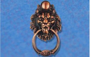 Door Handle with Chinese Antique Style, Lion Haed pictures & photos