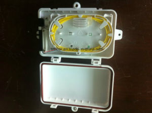 FTTH Optical Distribution Box with 4port Sc FC St LC Connectors, Splitter Distribution Box pictures & photos