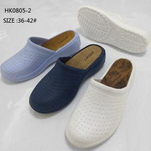 Popular Lady EVA Clogs Garden Shoes Slipper (HK0805-2) pictures & photos