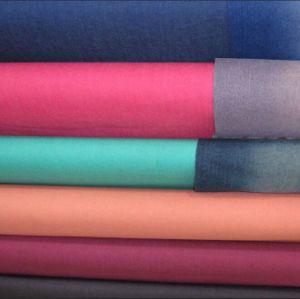 Cheap Color Skinny Spandex Denim for Ladies Jeans pictures & photos
