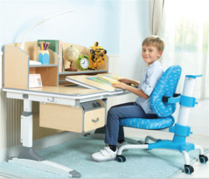 2016 Cheap Kids Ergonomic Adjustable Study Desk pictures & photos