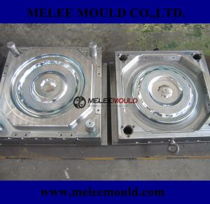 Plastic Injection Bucket Lid Tooling pictures & photos