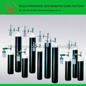 Medical Grade Compressed Oxygen Gas pictures & photos