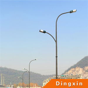 5m Round Conical Taper Street Lighting Pole pictures & photos