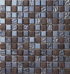 Ceramic & Metal Mosaic (MZ3023) pictures & photos