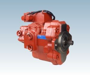 Hydraulic Piston Pump for Excavator (PSVD2-17E)