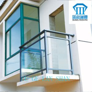 High Quality Wrought Zinc Steel Balcony Guardrail 028 pictures & photos