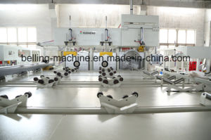 Full Automatic Pipe Belling Machine Expanding Machine Socketing Machine for PVC Pipe (SGK500) pictures & photos