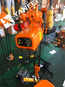 7.5ton Electric Chain Hoist for Lifting pictures & photos