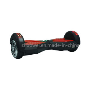 8inch Electric Two Wheel Smart Balance Scooter with LED Lighting