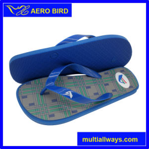 Men PE Sandals Shoes with Sample Pringting Design pictures & photos