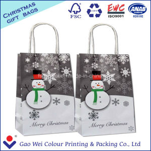 New Product Cheap Paper Bag Printing for Paper Shopping Bags pictures & photos