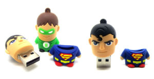 Superman Batman Spiderman USB Memory pictures & photos