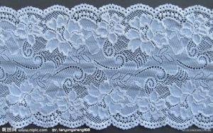 Wholesale Stretch Jacquardtronic Lace Trim pictures & photos