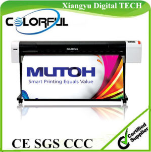 Manufacturers Selling China Banner Printing Machine (Mutoh RJ-900X) pictures & photos