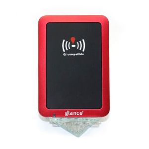 Qi Mini Portable Wireless Charging Pad Transmitter/Charger for Mobile/Cell Phone